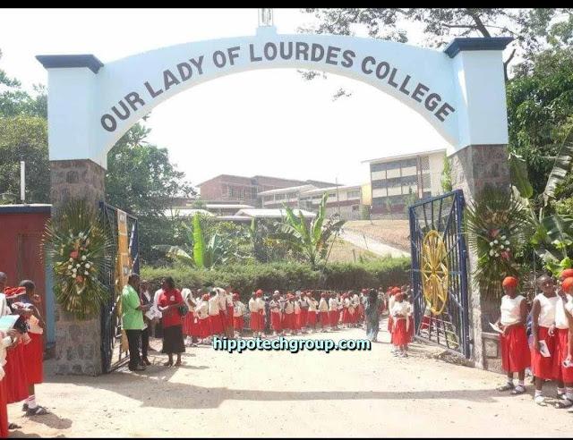Our Lady of Lourdes College (OLLC), Mankon