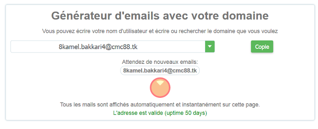 adresse mail jetable gmail