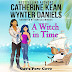 #audible #review #5stars -  A Witch in Time (Cat's Paw Cove #1)  Author: Wynter Daniels, Catherine Kean  Narrated By: Rebecca Winder    @WynterDaniels