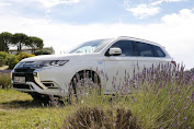 Mitsubishi Outlander PHEV So King in 5 European Countries It (Report from France)