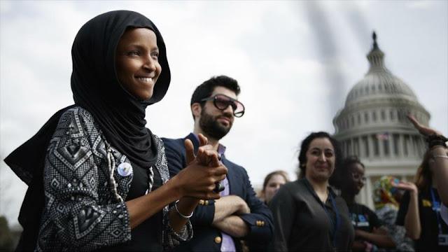 Arrestan a un hombre por amenazas a congresista musulmana de EEUU