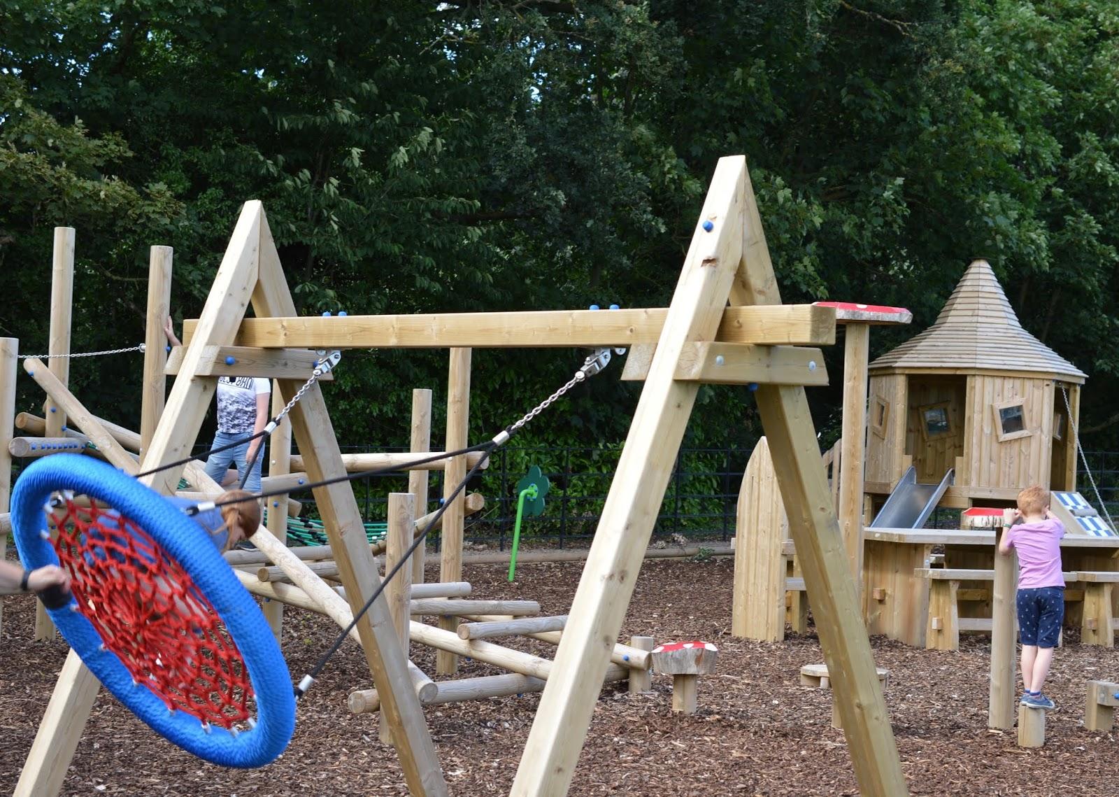 A Luxury Family Staycation at Rockliffe Hall Hotel  - mischmasch adventure playground