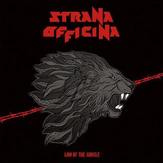 """Το βίντεο των Strana Officina για το """"Guerra Triste""""από το album """"Law of the Jungle"""""""