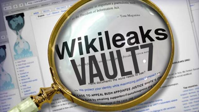 WikiLeaks revela táctica de CIA para espiar vídeos en directo
