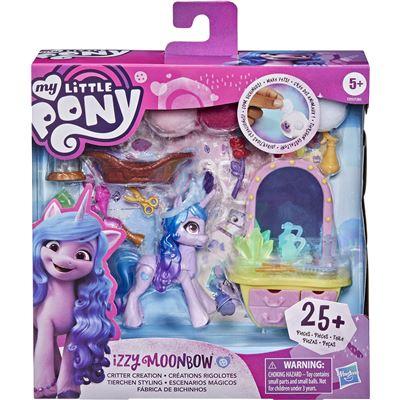Hasbro - My little Pony - Movie Critter Creation Izzy