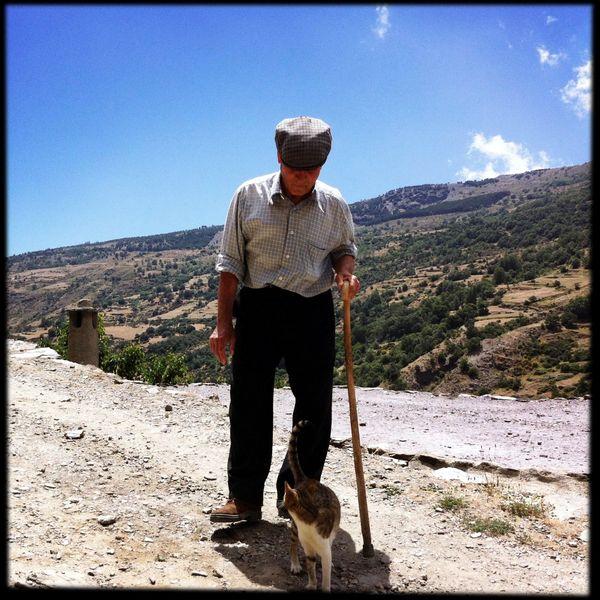 capileira hiking