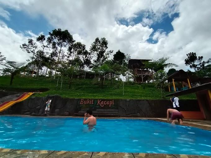 Destinasi Wisata Bukit Kacapi Tasikmalaya