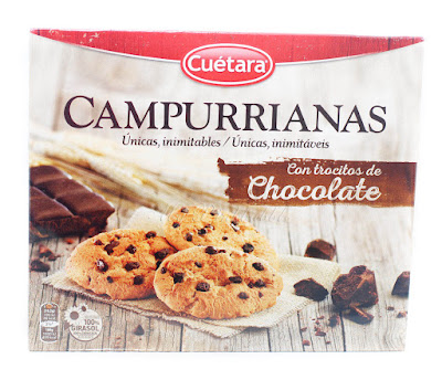 Campurrianas chocolate