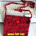 Projek Crochet Bag Raya 2017
