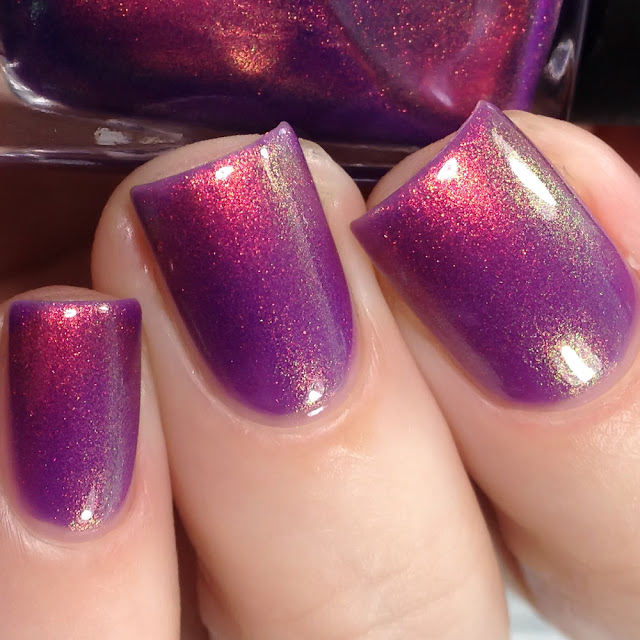 Lollipop Posse Lacquer-Less is Always More