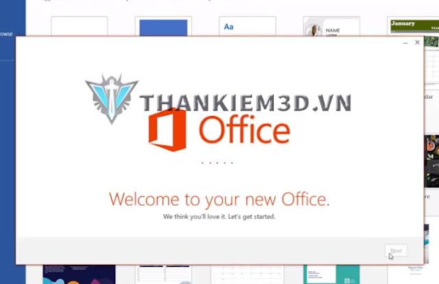 huong dan cai dat MS Office 2013