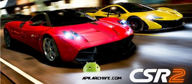 CSR Racing 2 v1.15.0 APK Android Oyun indir