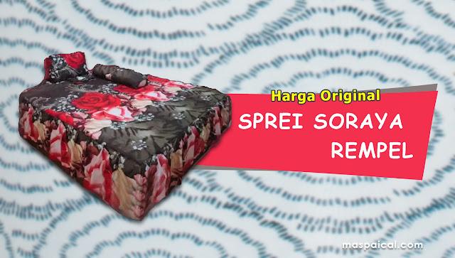 10 Rekomendasi Harga SPREI SORAYA REMPEL Termurah dan Terlaris Harga Original - maspaical.com