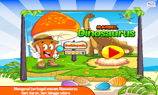 Games Terbaik Untuk Anak Bermain Dan Belajar Dengan Android marbel dinosaurus