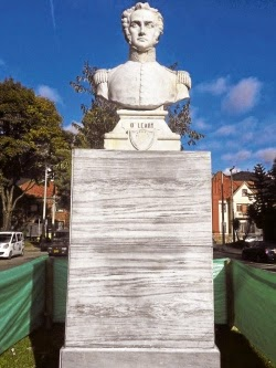 monumento del General O'Leary