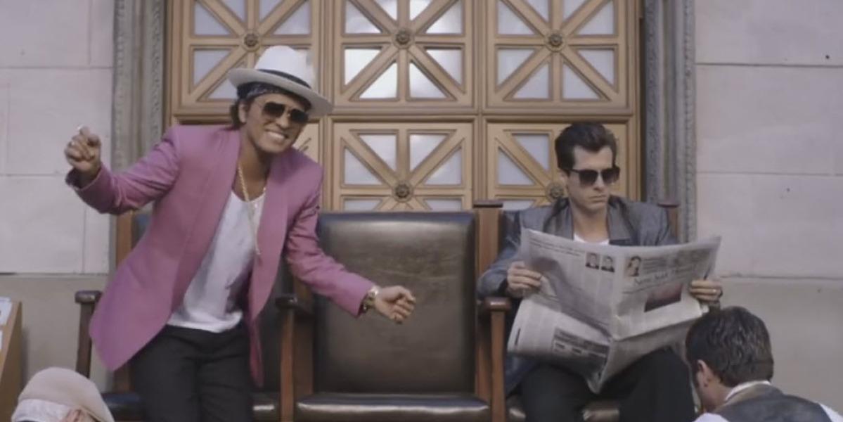 Acusan de plagio a Mark Ronson y a Bruno Mars por 'Uptown Funk'