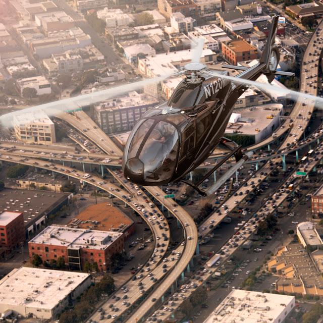 Voom lança serviço de helicóptero nos EUA