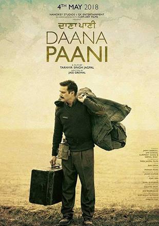 Daana Paani 2018 Full Punjabi Movie Download HDRip 720p