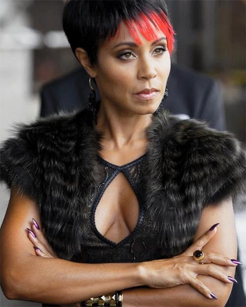 Jada Smith play on Gotham
