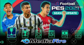 Download PES JOGRESS V3.5 Camera PS5 Special Shopee Liga 1 Indonesia New Update Transfer 2021