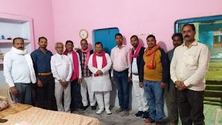 प्रजापति समाज द्वारा प्रेमचंद्र प्रजापति का हुआ भव्य स्वागत | #NayaSaberaNetwork