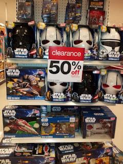 50% off Star Wars