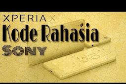 Kode Rahasia Sony Wajib Masuk