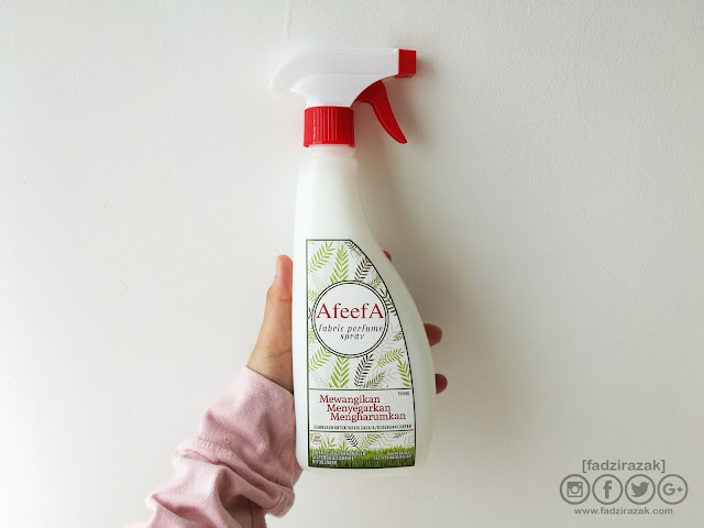 AfeefA Fabric Spray