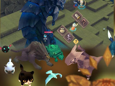 WitchSpring 2 Data + Mod Apk Update for Android Terbaru