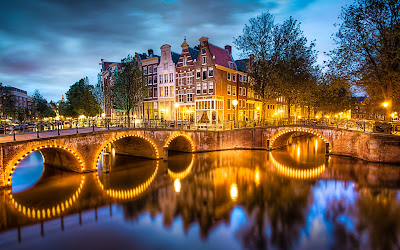 The most popular tourist attractions in Amsterdam