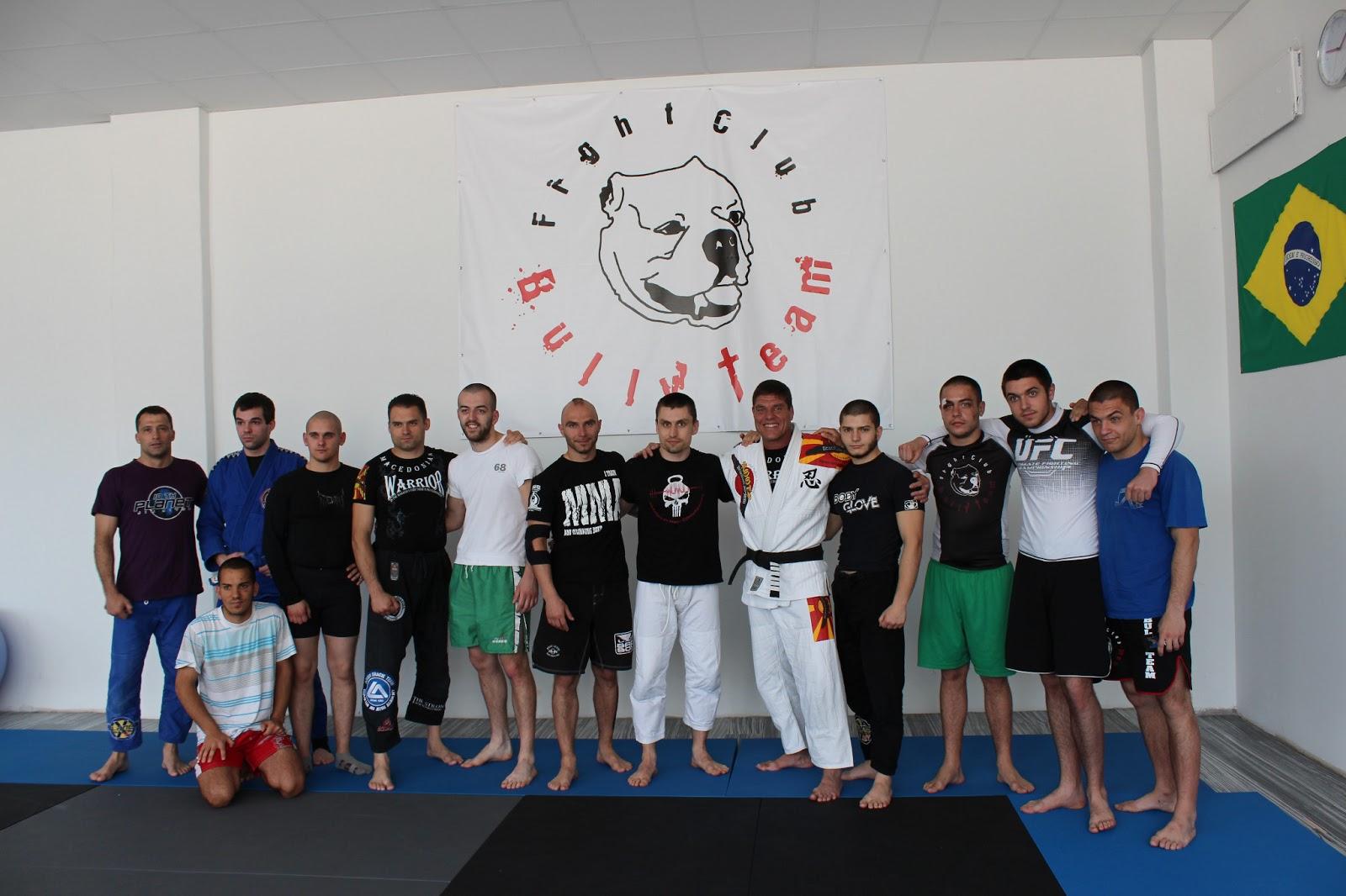 33aa0dbc9bc 11.05.2013 BJJ/MMA Seminar Jorge Pereira. Sofia, Bulgaria.