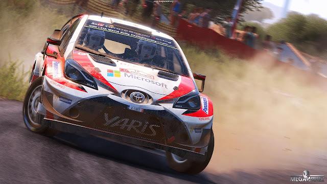 WRC 7 FIA World Rally Championship pc imagenes