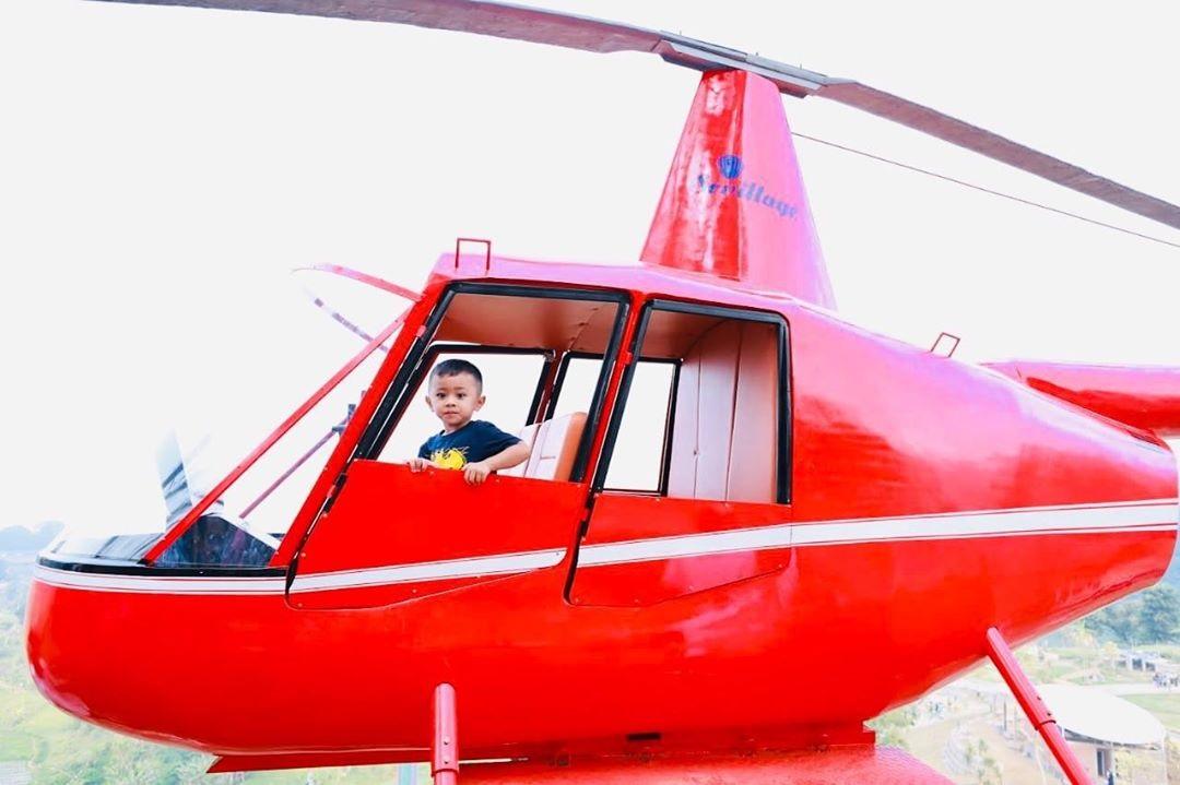 Wisata Alam Sevillage Kabupaten Cianjur Jawa Barat