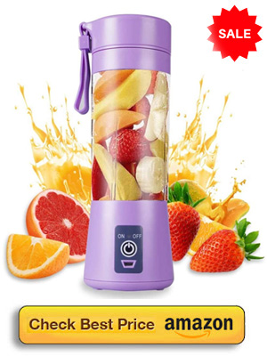 Portable Electric Juice Maker
