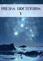 Portada del libro antología de poemas sobre la noche de Diversidad Literaria. Finalista David López-Cepero