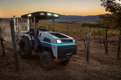 inovasi teknologi masa depan, traktor, inovasi teknologi traktor, traktor cerdas, traktor listrik, traktor otomatis, traktor otonom, inovasi teknologi, inovasi teknologi pertanian,