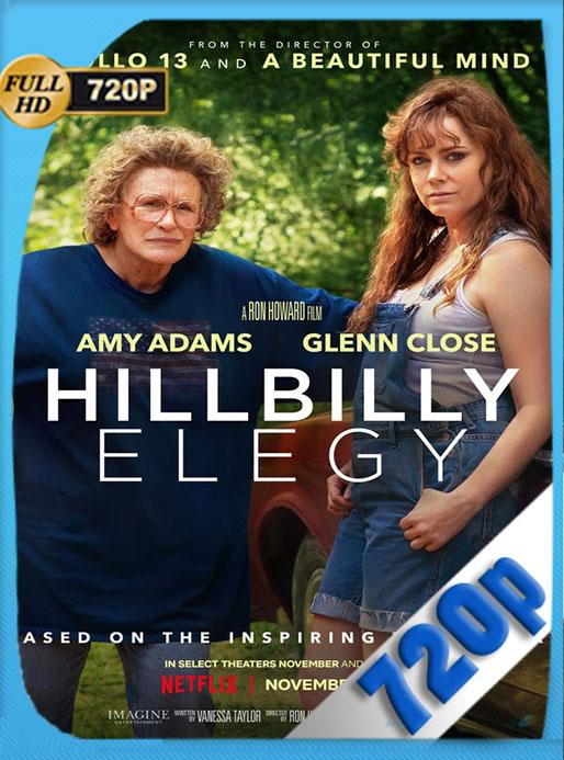 Hillbilly una Elegía Rural (2020) HD 720p Latino  [GoogleDrive] [tomyly]