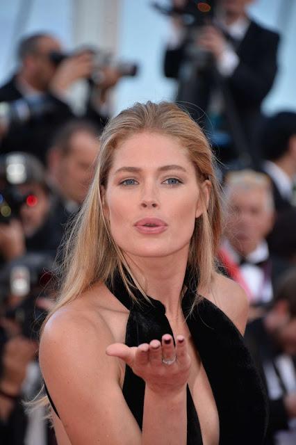 Doutzen Kroes – 'Cafe Society' Premiere at 2016 Cannes Film Festival