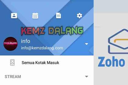 Zoho Mail: Tutorial Cara Custom Email Gratis Tanpa Hosting
