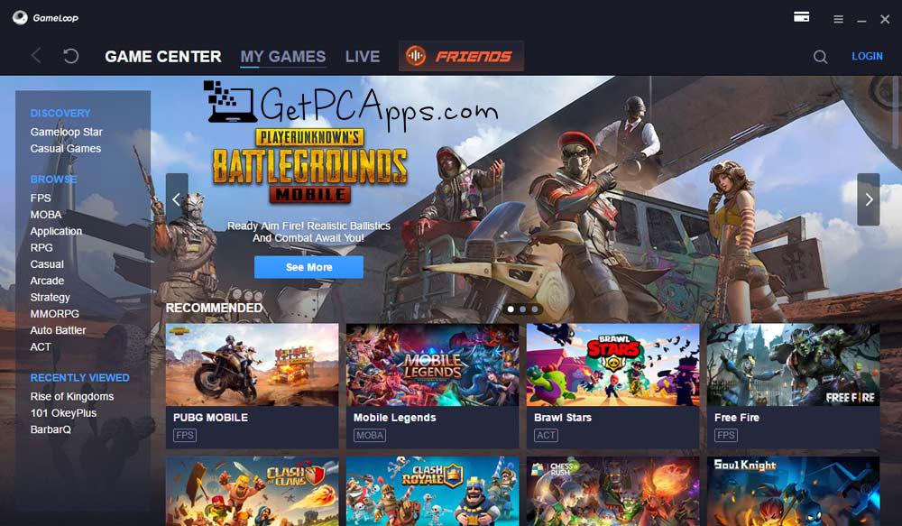 Download Gameloop Android Game Emulator 2022   Windows PC [10, 8, 7]