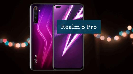 سعر ومواصفات Realme 6 pro-ريلمي 6 برو