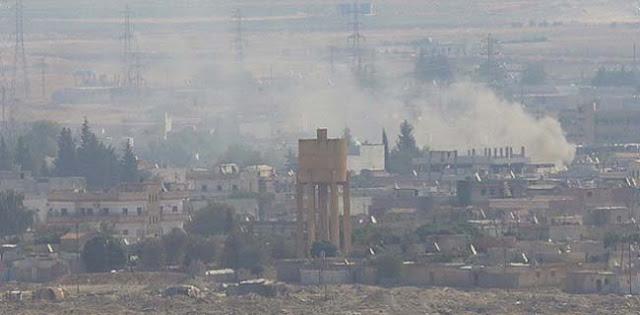 Sehari Gencatan Senjata, Turki Kembali Lancarkan Operasi Militer Ke Suriah