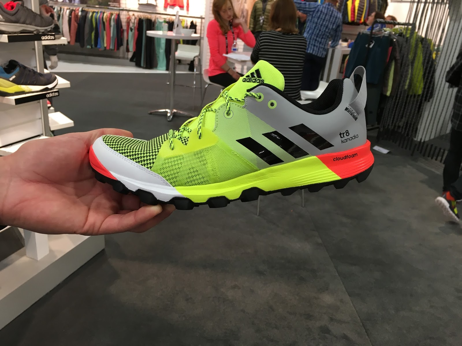 Adidas trail running shoes 2018