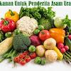 22 Makanan Untuk Penderita Asam Urat Tinggi