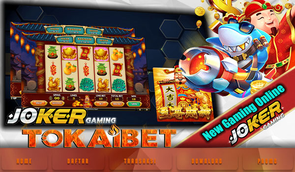 Game Slot Joker123 Gaming