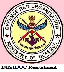 DESIDOC Recruitment 2017