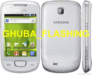 Cara Flash Samsung Galaxy Mini (GT-S5570) 100% Work