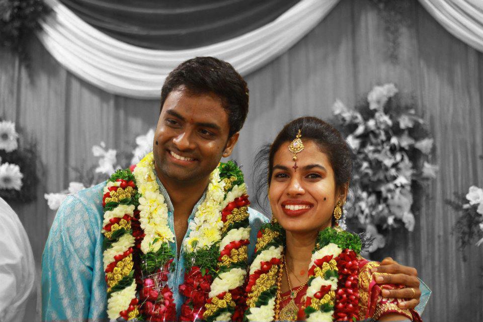 Hemachandra Weds Sravana Bhargavi Marriage Photos, Telugu