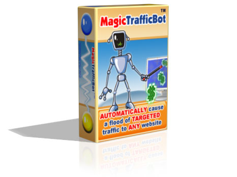 [GIVEAWAY] Magic Traffic Bot [EXPLODE your Web Site Traffic]