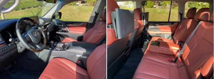 Đánh giá Lexus LX 570 2020 – SUV sang không dành cho off-road